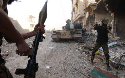 ليبيا: مقتل 115 شخصا وإصابة 383 آخرين جنوبي العاصمة طرابلس