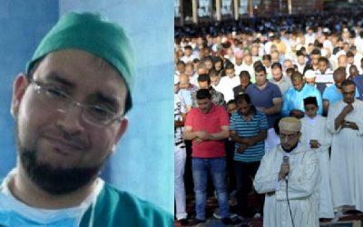 سابقة..بلدة إيطالية توقع عريضة رفض تنقيل طبيب وإمام مغربي من مستشفى البلدة +صور