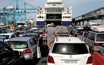 بعد أسبوع استثنائي.. حركة النقل بميناء طنجة تعود إلى الوضع الطبيعي