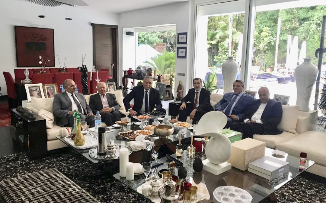 """الكاموفلاج والغموض يلفان مضامين لقاء """"العثماني"""" بـ""""بن عبدالله"""""""