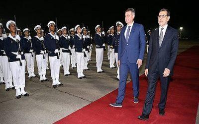 رئيس مجلس الوزراء بجمهورية البوسنة والهرسك في بالمغرب
