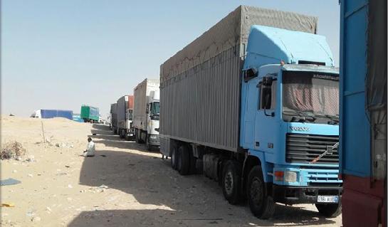 خبر فتح المغرب طريق جديد مع موريتانيا من مدينة السمارة يصدم جبهة الوهم