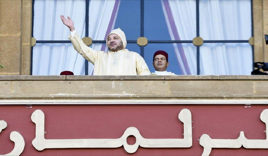جلالة الملك محمد السادس يفتتح دورة البرلمان الخريفية