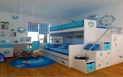 أفكار لتصاميم آمنة وأنيقة لجعل غرفة نوم طفلك مميزة