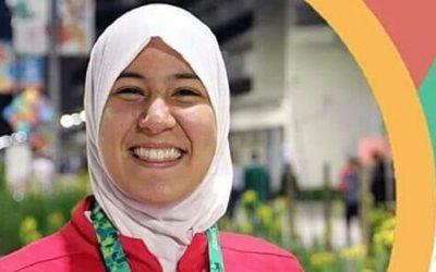 """بعد تألقها في أولمبياد الشباب بالأرجنتين.. أبو فارس تغيب رسميا عن أولمبياد """"طوكيو 2020"""""""