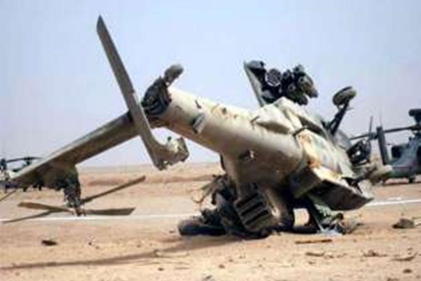 سقوط طائرة تدريب عسكرية سعودية شمال البلاد ومقتل طاقمها