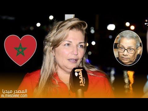 الفنانة المصرية عبير منير تكشف عن علاقتها مع المخرج أنور عكاشة وسر حبها للمغرب