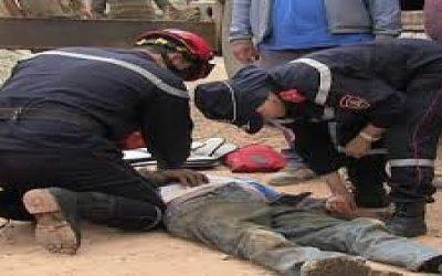وفاة عامل بناء بعد سقوطه من الطابق الخامس لعمارة بطنجة