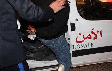 اعتقال مشتبه فيه أقدم على سرقة حقيبة شخص بطانطان
