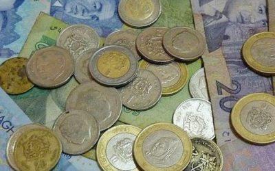 الدرهم يرتفع مقابل الدولار وينخفض مقابل الأورو في شتنبر