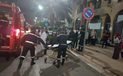 وزارة الحقاوي تخرج عن صمتها بخصوص مصرع أحد المكفوفين المعتصمين