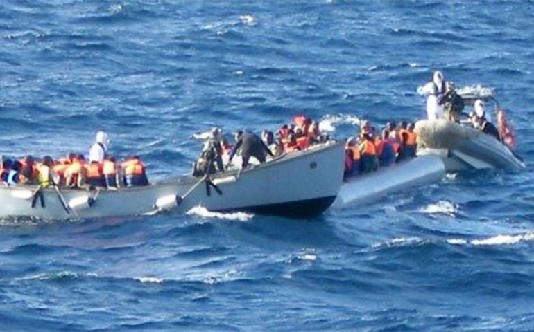 تفكيك شبكة إجرامية تنشط في مجال تنظيم الهجرة غير المشروعة