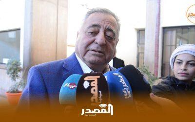 توقيف النقيب محمد زيان عن ممارسة مهنة المحاماة