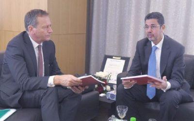 قبول النيابة العامة المغربية عضوا بالجمعية الدولية للمدعين العامين