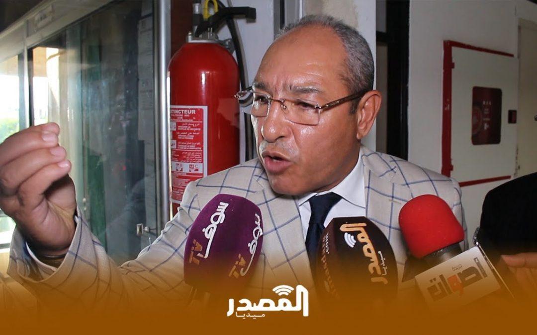 عاااااجل: نور الدين مفتاح رئيسا الفدرالية المغربية لناشري الصحف