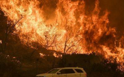 ارتفاع حصيلة ضحايا حرائق كاليفورنيا إلى 77 قتيلًا