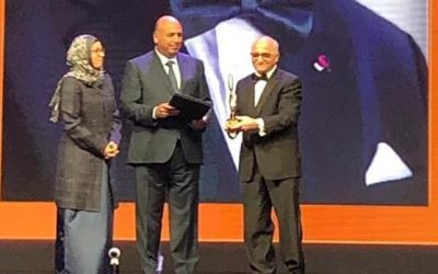 """فوز المهندس والعالم المغربي رشيد اليزمي بجائزة """"الإبداع العلمى والتكنولوجي"""""""