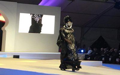 """الدورة 11 من مهرجان """"FIMA"""" تجمع مصممي القارة الإفريقية في عرض أزياء مبهر بمدينة الداخلة"""