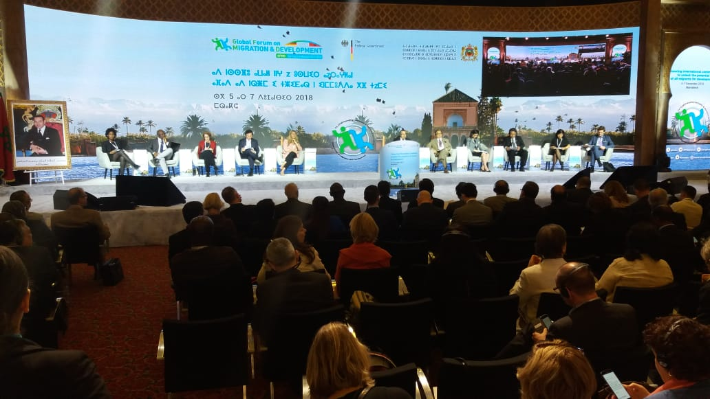 اختتام فعاليات النسخة 11 من المنتدى العالمي للهجرة وللتنمية