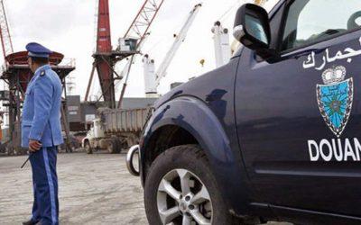 ميناء طنجة المتوسط : ضبط أزيد من 114 ألف أورو وأجهزة إلكترونية مهربة