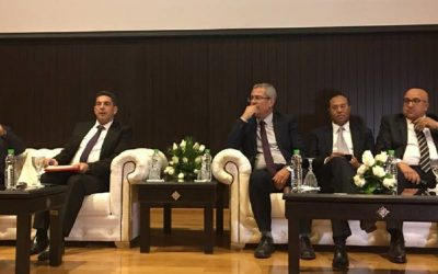 سعيد أمزازي يترأس حفل تنصيب محمد غاشي رئيسا جديدا لجامعة محمد الخامس