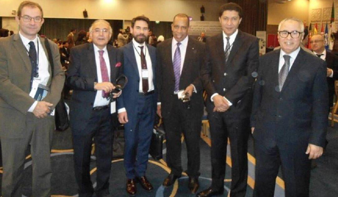 مجلس جهة الشرق يشارك في مؤتمر الأطراف المتعاقدة في غرب المتوسط بالجزائر