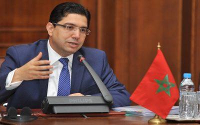 بوريطة: المغرب يتساءل حول خلفية تقرير منظمة العفو الدولية