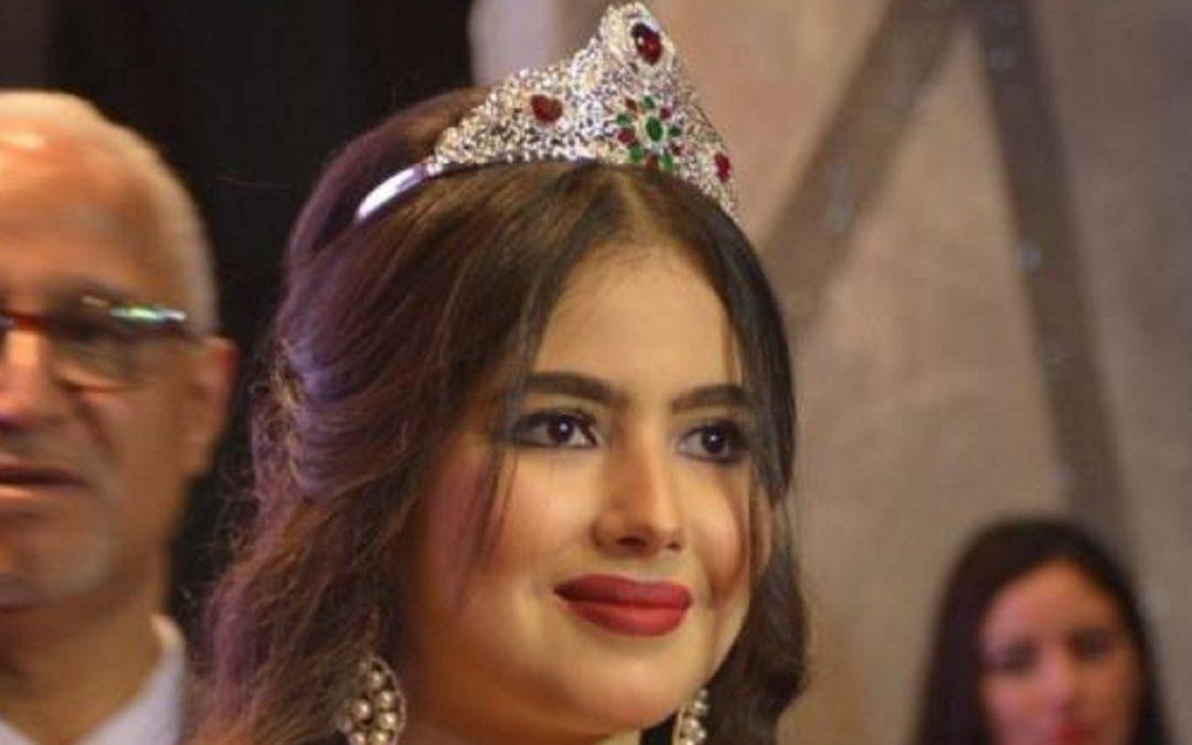 تتويج المغربية ياسمين بطالي بلقب ملكة حسناوات العرب في العالم لعام 2019