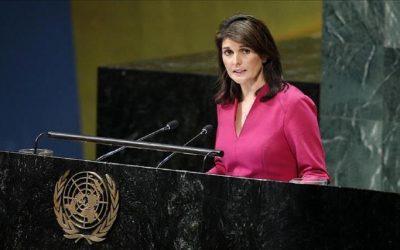 سفيرة أمريكية: مسؤولية مقتل خاشقجي تقع على حكومة السعودية وبن سلمان