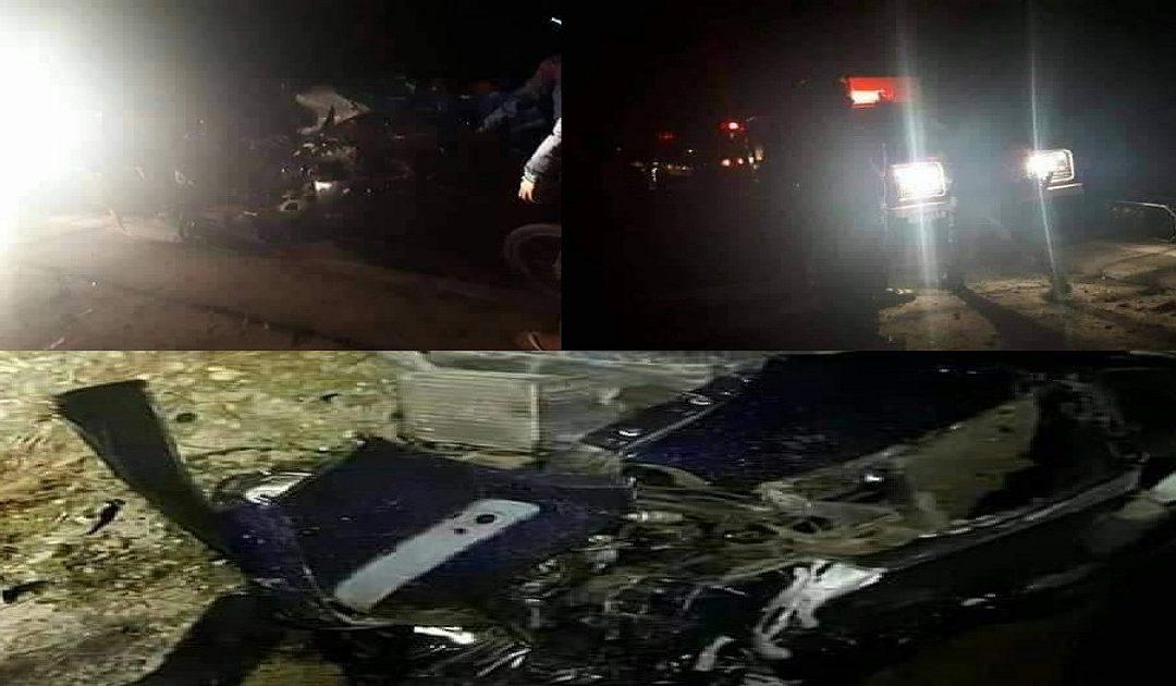 مصرع امراتين في حادث سير مروع بين اكادير و الصويرة