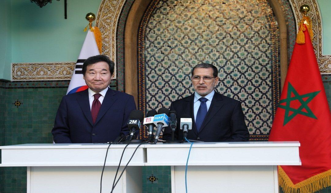 العثماني: وقعنا اتفاقيات مع كوريا لتوطيد العلاقات الثنائية