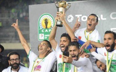 """قرعة دور مجموعات كأس """"الكاف"""" تضع الفرق المغربية في مجموعة الموت"""