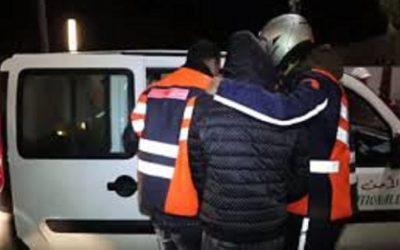 الكوكايين والشيرا يسقطان مفتش شرطة وتاجر مخدرات في قبضة الأمن بالناظور