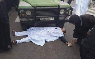 العيون : احتجاج ملاك سيارات الدفع الرباعي بسبب ارتفاع الضريبة