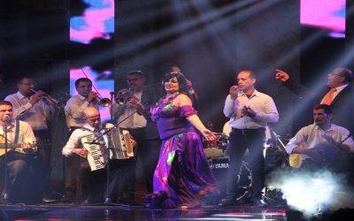 فيفي عبده تعود إلى عالم الرقص بعد غياب طويل