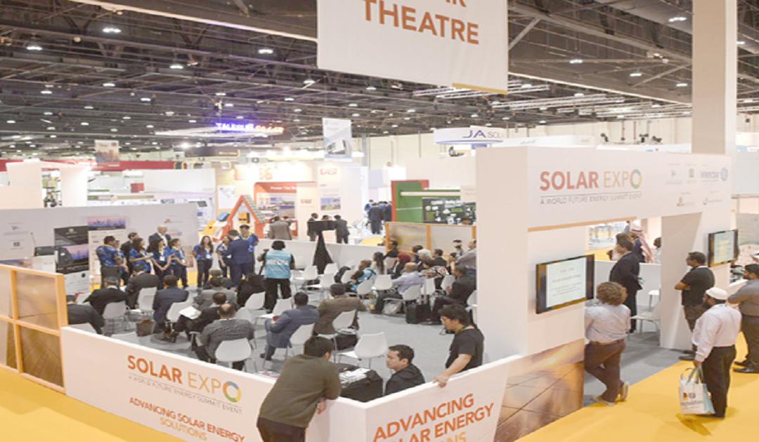 تنظيم الدورة الثامنة للمعرض الدولي للطاقة الشمسية والنجاعة الطاقية