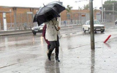 نشرة خاصة:أمطار محليا قوية مع هبوب رياح قوية متوقعة يوم الجمعة المقبل