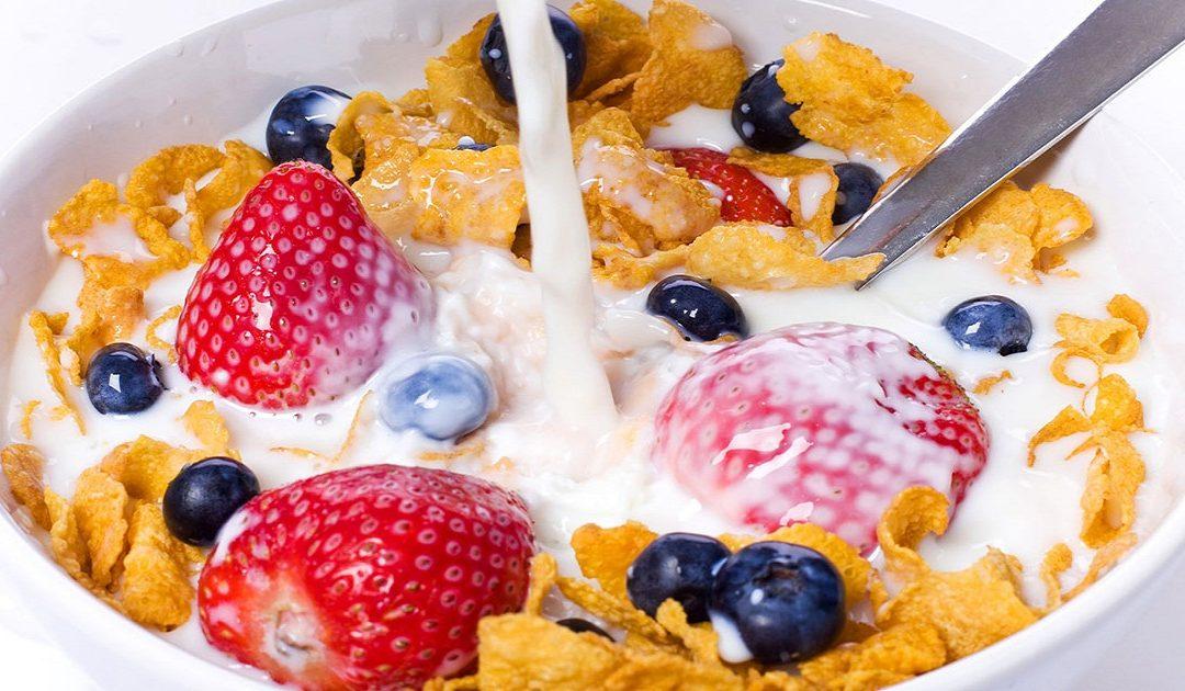 تحذير للآباء: لا للكورن فليكس في إفطار أطفالكم