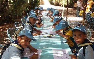 حكومة العثماني تقرر رفع قيمة وجبات أطفال وشباب المخيمات