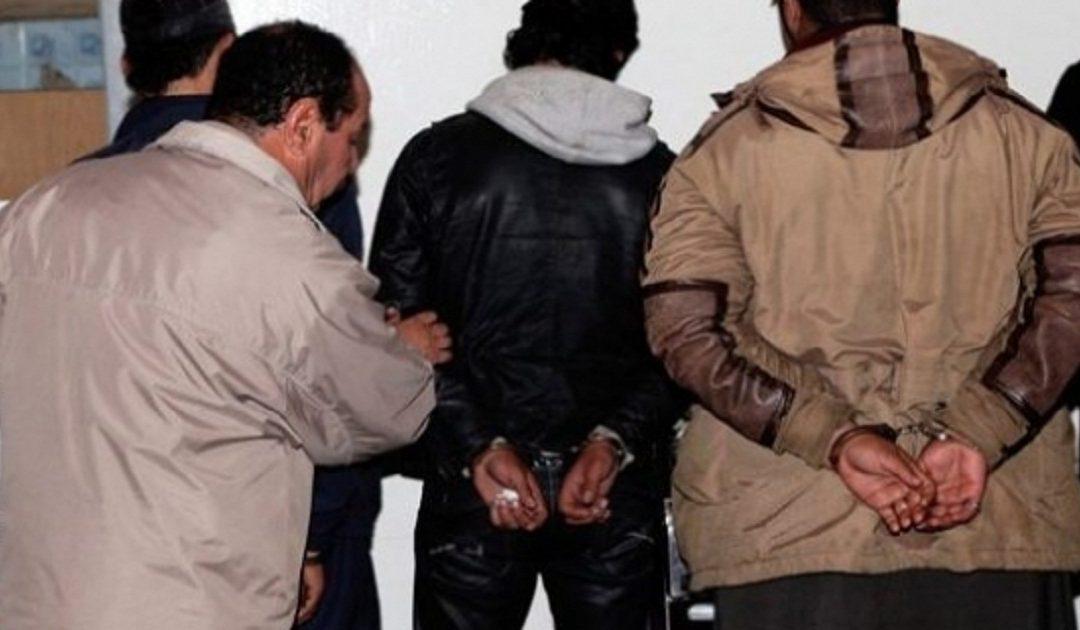 ٱسفي..اعتقال شخصين متورطين في اقتحام فيلا بغرض السرقة