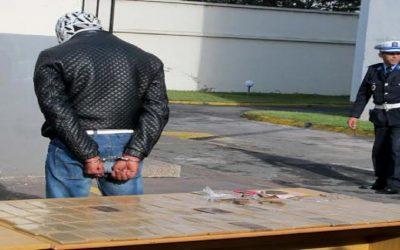 شيشاوة.. توقيف شخص موضوع بحث 15 مذكرة للإ تجار في المخدرات