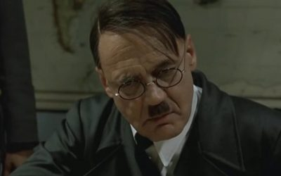 """الممثل المشهور بشخصية """"أدولف هتلر"""" يفارق الحياة"""