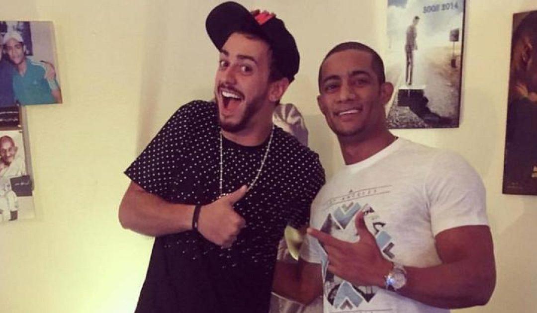 سعد لمجرد يرافق المصري محمد رمضان في ديو غنائي بباريس