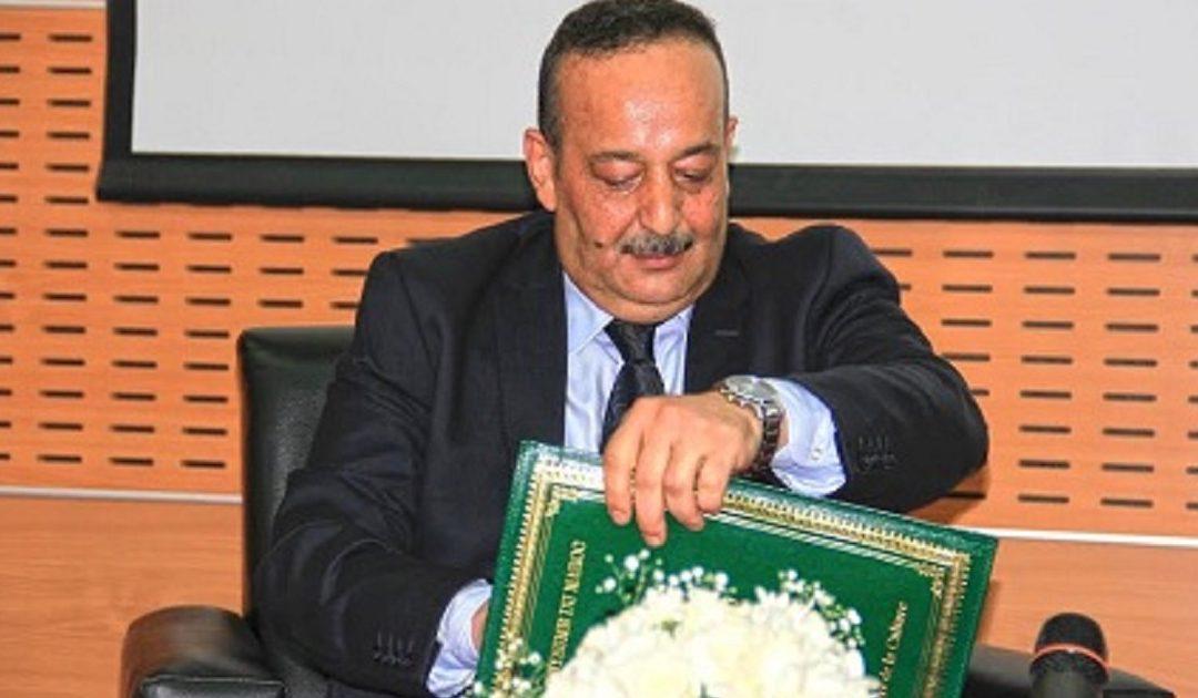 محمد الأعرج يحدد شروط تكريم الشخصيات الفنية والثقافية