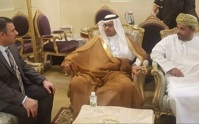 بالصور .. مجموعة مصانع أثاث محمد محمد الجلاد تشارك بمعرض الاثاث بمسقط