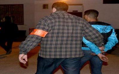 """اعتقال مروج لمسكر """"الماحيا"""" بالعيون"""