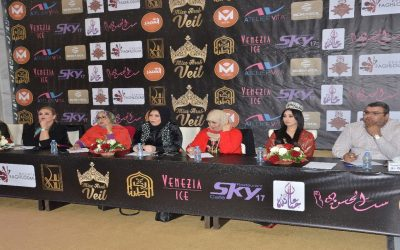 مسابقة ملكة جمال المحجبات العرب تحط الرحال بمدينة طنجة للإختيار ممثلة المغرب