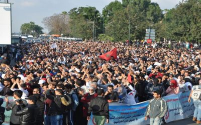 إضراب وطني يشل حركة التعليم إبتداءا من يوم غد الأربعاء