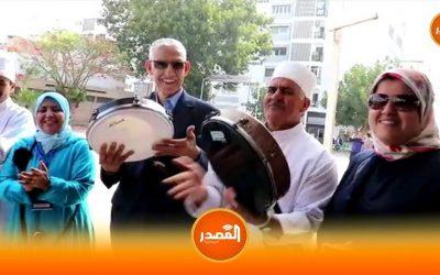وزراء العدالة والتنمية يرقصون على إيقاعات سوسية
