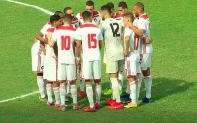 المنتخب المغربي ينهي الشوط الأول ضد منتخب مالاوي بالتعادل السلبي